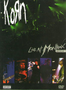 Korn - Live at Montreux